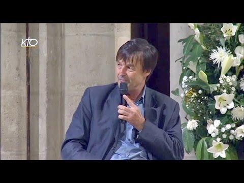 Conférences de Gaël Giraud et de Nicolas Hulot