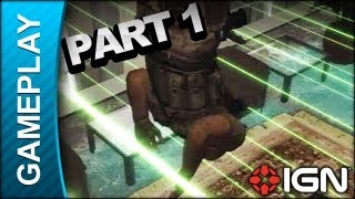 Splinter Cell: Double Agent - Mission 9: Kinshasa Part 1 - Gameplay