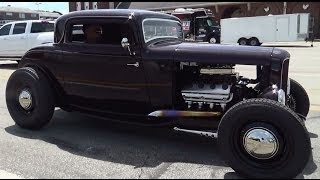 32 Ford Hot Rod Goolsby Customs Goodguys Indy 2014