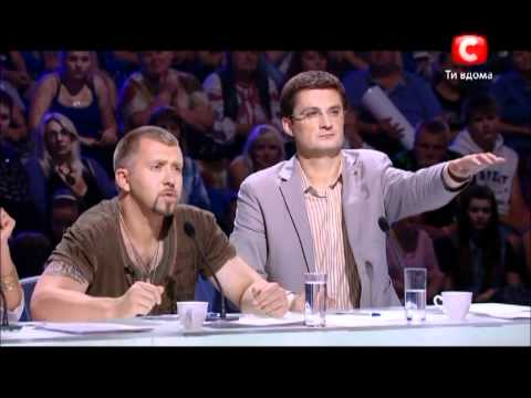 X-фактор 2 - Аида Николайчук - Одесса
