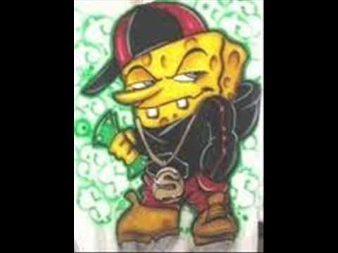 gangster spongebob youtube
