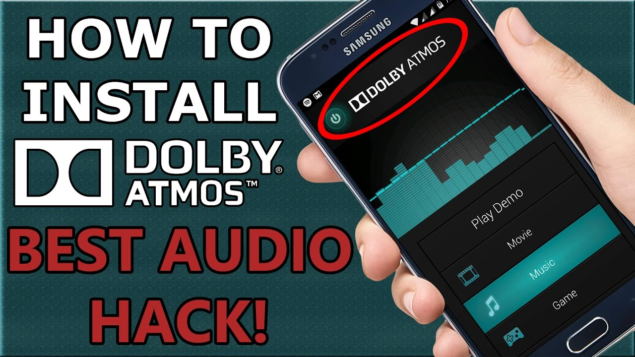 How To Install Dolby Atmos + Viper4Android On Any Android! Best Sound For  Your Android! 2017/2018