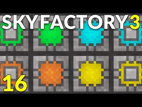 Sky Factory 3 16 Taking Storage To The Next Level!