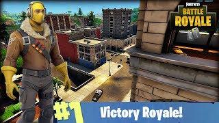Fortnite Battle Royale Getting Wins and Having Fun! thumbnail
