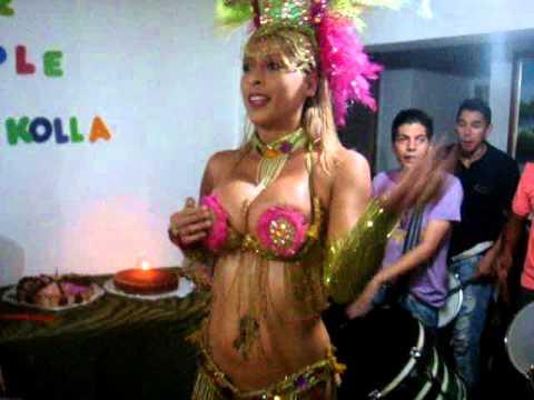 Tulilus Samba Show Guarenas Miranda