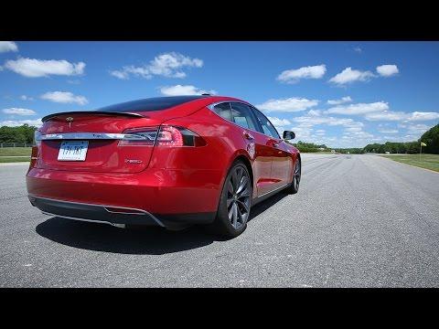 Tesla P85D Handling, Braking, 0-60 Test Results   Consumer Reports