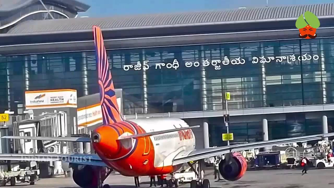 Top 10 International Airports In India Youtube