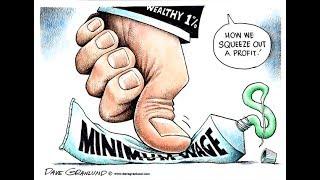 USA КИНО 1177. Какой должна быть минимальная зарплата в США?