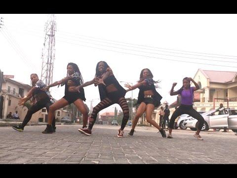 Wizkid- In My Bed Dance Video | Sherrie Silver | Lagos