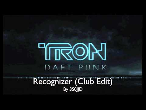 Daft Punk- Recognizer (Astronaut Cult Club Edit)