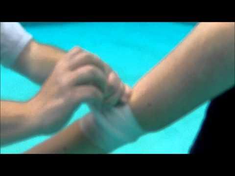 Cold Water Challenge 2014 DRK Schauenburg