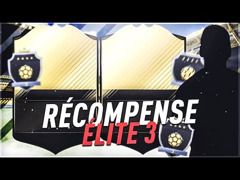 FIFA 17 - PACK OPENING ( récompenses Elite) + FUT CHAMPION ( team low cost)