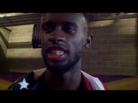 Jarrion Lawson Talks About Long Jump Silver At 2017 Worlds