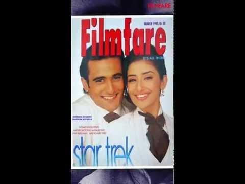 Manisha Koirala's best Filmfare covers