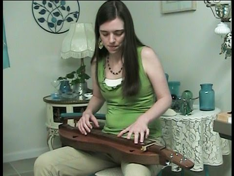 It's a Rosebud in June (Traditional, Performed and Arranged by Jessica Comeau on Mountain Dulcimer)