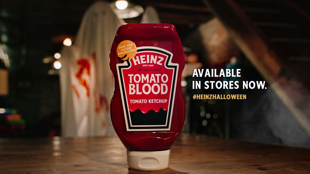 The Basement :06 I Heinz Tomato Blood