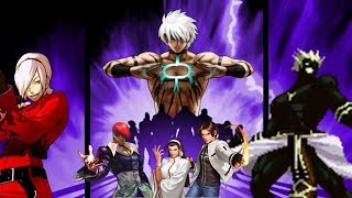La Historia De The King Of Fighters 3.0