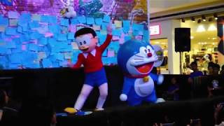 Baby Shark Dance by Doraemon and Nobita