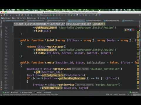 Live Coding en Geekshubs: Refactorizando Aplicaciones PHP