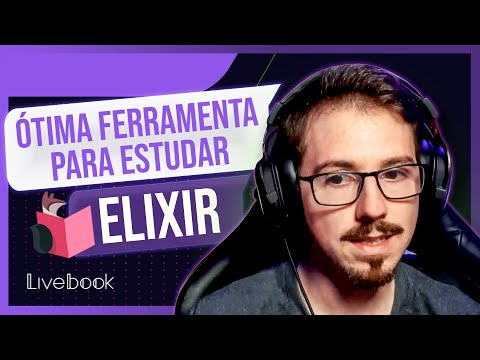 Elixir - Livebook como ferramenta de estudo - Code/drops #71