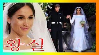 메건 마클, 해리 왕자와 결혼 '거대한 계획과 야망' …