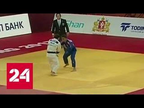 В Екатеринбурге на международном турнире по дзюдо россияне взяли 12 медалей