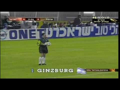 1994 FIFA World Cup Qualifiers - France v. Israel