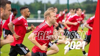 Pre-Season 2021   Behind the scenes on day one!