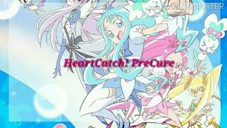 Chiến binh Kết Nối Trái Tim - Alright Heartcatch Precure