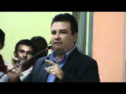 PRONUNCIAMENTO DO VEREADOR ÍTALO DA PAZ, ICÓ - CE 08/03/2012