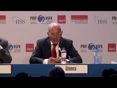 EU Non-Proliferation and Disarmament Conference 2014: Ahmet Üzümcü