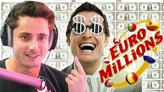 Un gagnant de l'euromillions nous raconte ce qu'il fait de son argent