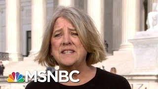 Debbie Munn, Mother Of Plaintiff In Supreme Court Cake Case, Shares Story | Andrea Mitchell | MSNBC