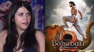 Ekta Kapoor's Reaction On Baahubali 2 Success
