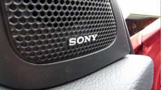 Ford Fusion 12-speaker Sony Audio System Review