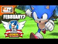 More Important Sonic the Hedgehog 25th Anniversary Details Coming in February 2016 (Hedgehog Day)?