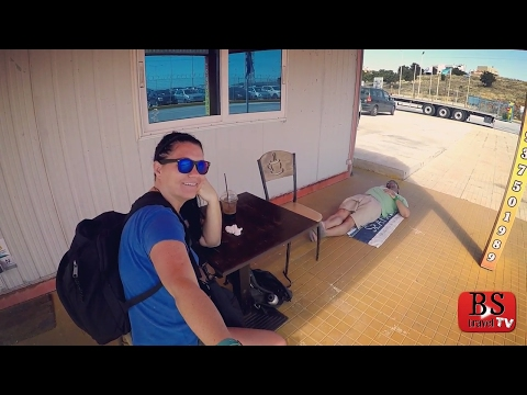 S3 E12: From YACHT life to STREET life. Lavrion, Greece Travel Guide