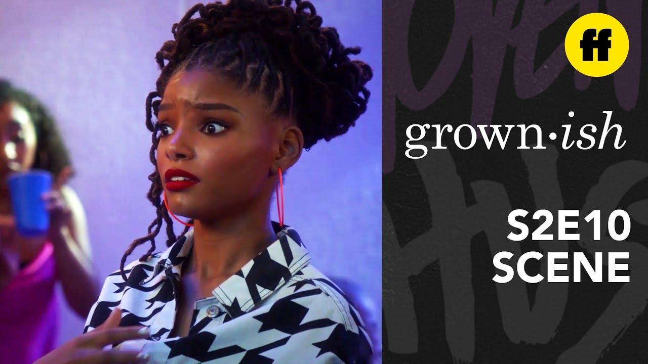 Download grown-ish Season 2, Episode 10 | Jazz Has a Breakdown on Instagram Live | Freeform