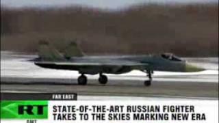 T-50 / Project 701 / PAK FA