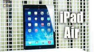 Apple iPad Air - обзор планшета от keddr.com