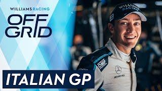 Williams: Off Grid | Italian GP | Williams Racing