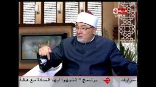 بالفيديو.. الجندي لـ«أم محمود»: «أنت آثمة وستدخلين النار»