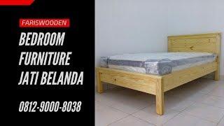 Bedroom Furniture   Pinewood   Jati Belanda