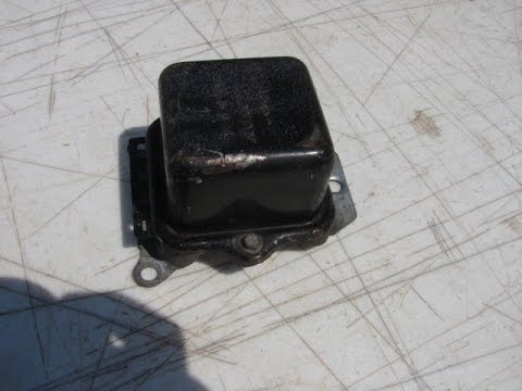 hqdefault 1970 chevelle camaro corvette voltage regulator delco dated 0 c