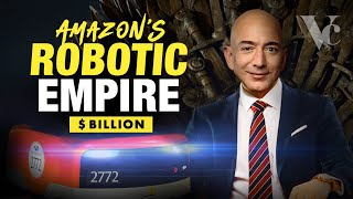 Amazon's Robotic Empire: Jeff Bezos' Smart Warehouses
