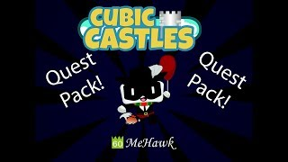 Path of the Cube Quest in Cubic Castles