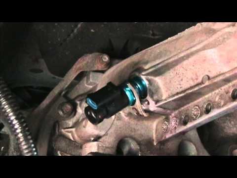 Speedometer not working - speed sensor problem