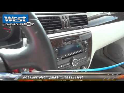 Used 2014 Chevrolet Impala Limited LTZ Fleet - Alcoa thumbnail