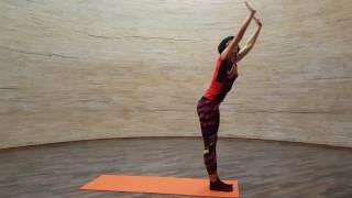 Йога  |  Чакры и сурья намаскар  |  видео-урок