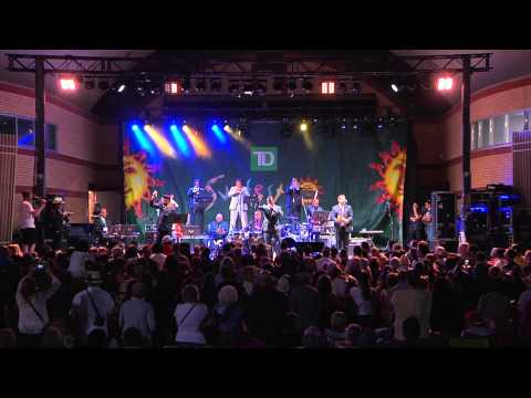 Afro-Cuban All Stars: TD Sunfest 2015